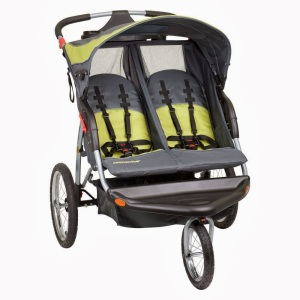 Double Strollers -